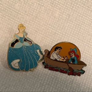 Disney Princesses Trading Pins